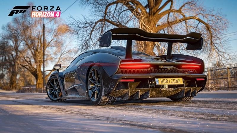 Turn 10 Studios Releases Full Car List and Soundtrack for Forza Horizon 4