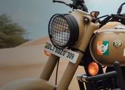 "Royal Enfield salutes the armed forces with this special ""Signals"" edition of the Classic 350 - image 796556"