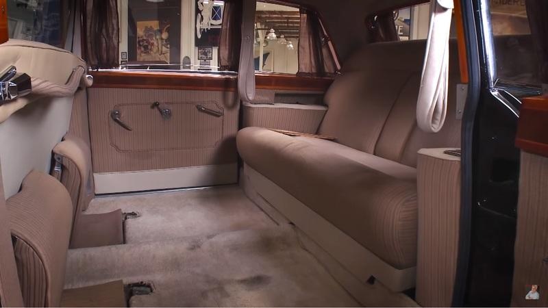 Video: Jay Leno Drives a 1978 Hongqi CA770