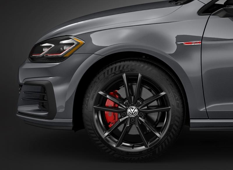 Volkwagen launches the 2019 Golf GTI Rabbit Edition - image 796095