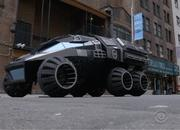 Watch Mars Rover Concept Wander The Street Of The Earth - image 797212