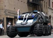 Watch Mars Rover Concept Wander The Street Of The Earth - image 797214