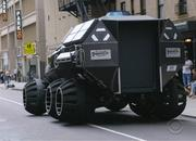 Watch Mars Rover Concept Wander The Street Of The Earth - image 797215