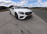 Watch the Mercedes-AMG E53 Mild Hybrid Make a Gut-Churning Top-Speed Run - image 795200