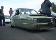 Watch This Absurd CBR-Swapped Reliant Robin Attack a Hillclimb: Video - image 796632