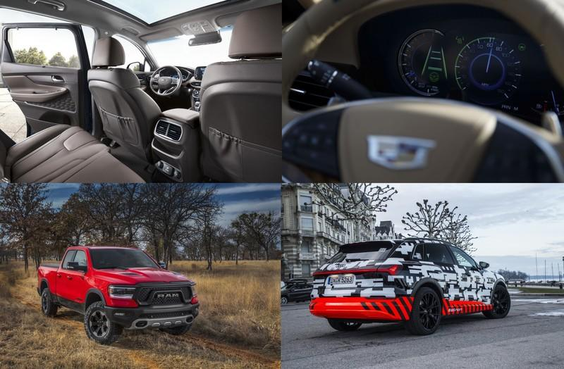 10 Best Vehicle and Technology Innovations of 2018