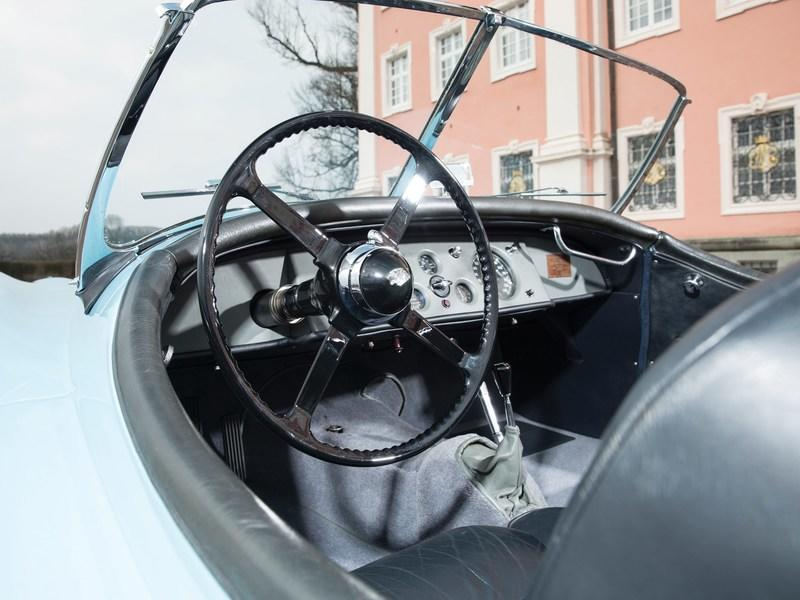 1950 Jaguar XK 120 Alloy Roadster
