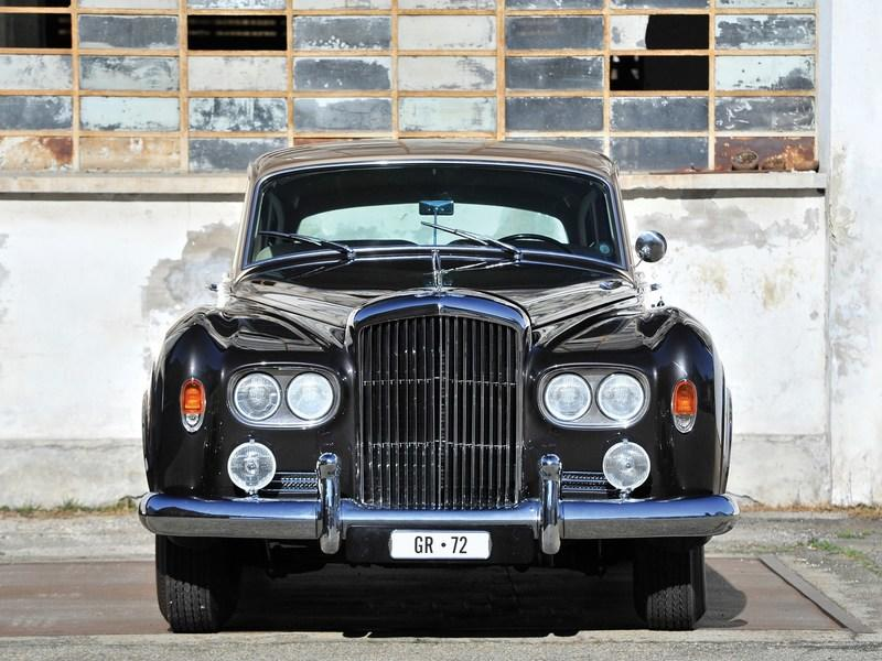 1963 Bentley S3 Saloon