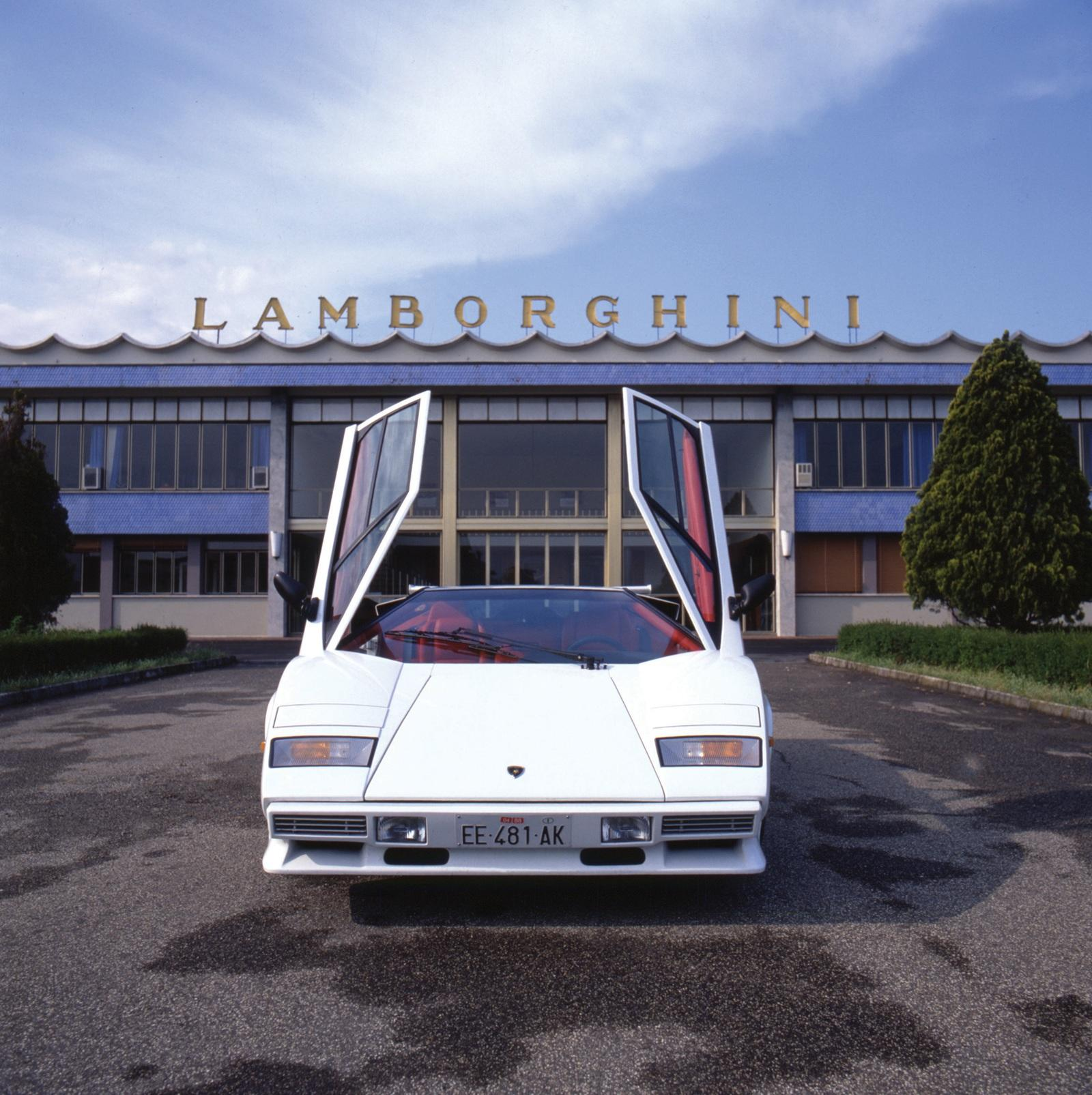 Lamborghini Countach Latest News Reviews Specifications Prices