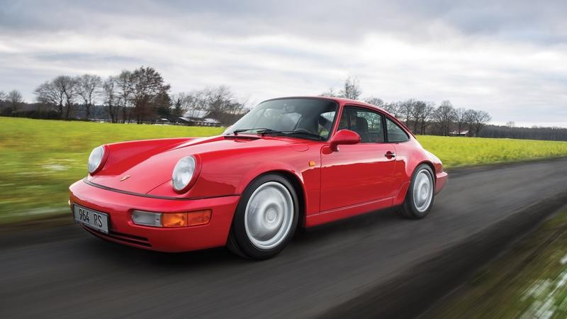 1992 Porsche 911 Carrera RS High Resolution - image 801460