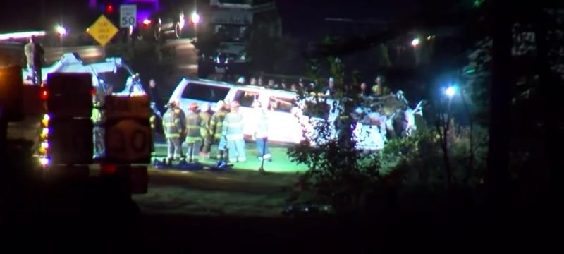 20 People Die in Horrific Limo Crash in New York; Questions Raised Over Safety and Regulation
