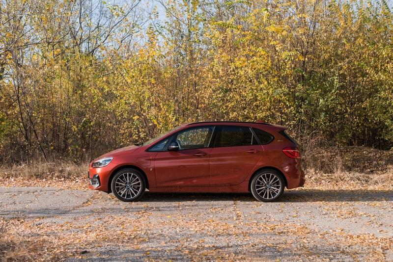 2018 BMW 225xe iPerformance plug-in hybrid - Driven