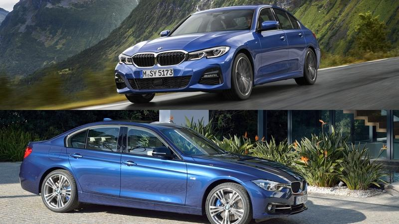 2018 BMW 3 Series vs. 2019 BMW 3 Series