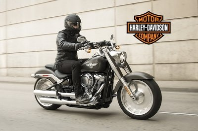 2018 - 2020 Harley-Davidson Fat Boy