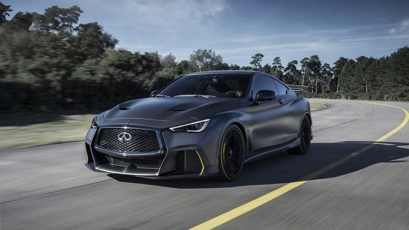 Infiniti Cars Models Prices Reviews News