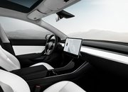 "Tesla Launches ""Track Mode,"" Turns Model 3 Into Drift Machine - image 801516"