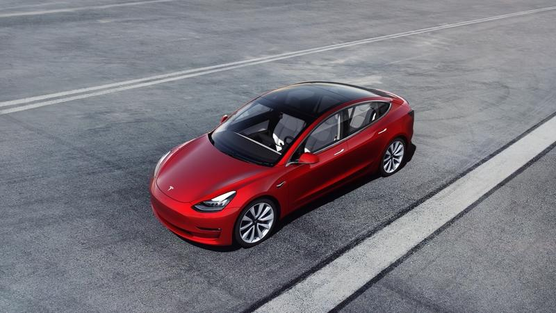 Tesla's Refresh for the Tesla Model S and Model X Will Infuse Model 3 DNA at their Core Exterior - image 801510