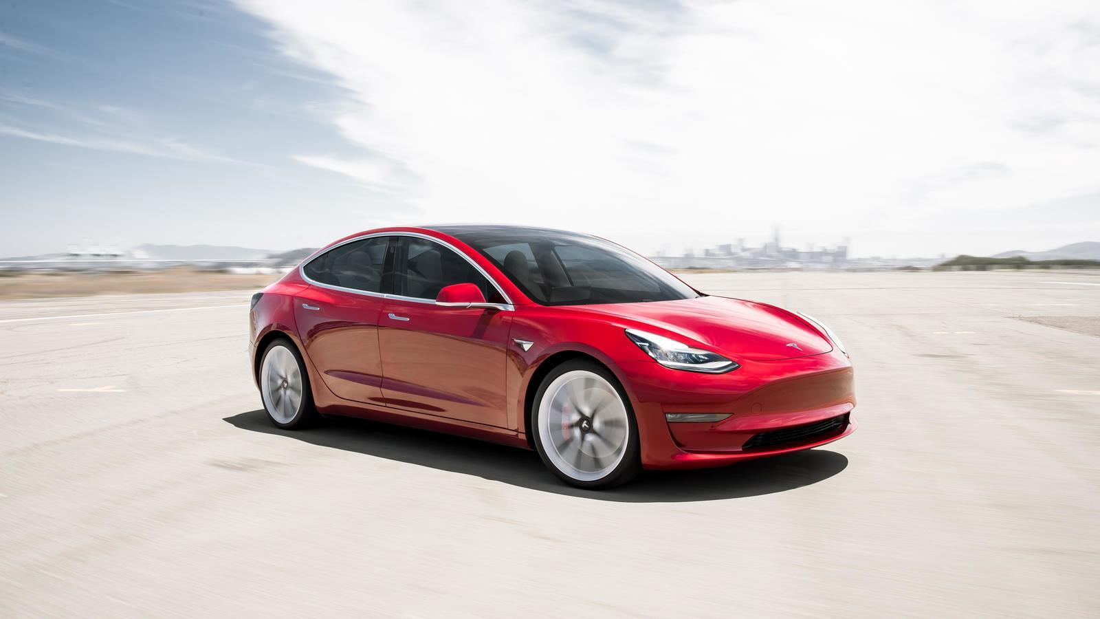 2018 Tesla Model 3 Pictures Photos Wallpapers And Video
