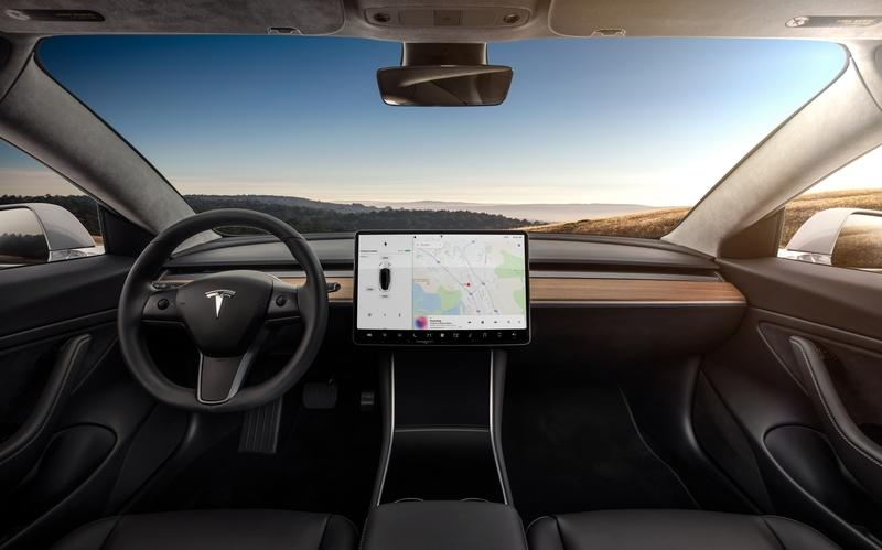Tesla Launches