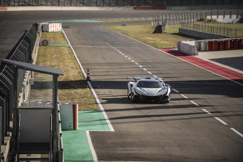 2019 Apollo IE Looks Amazing During Test Session