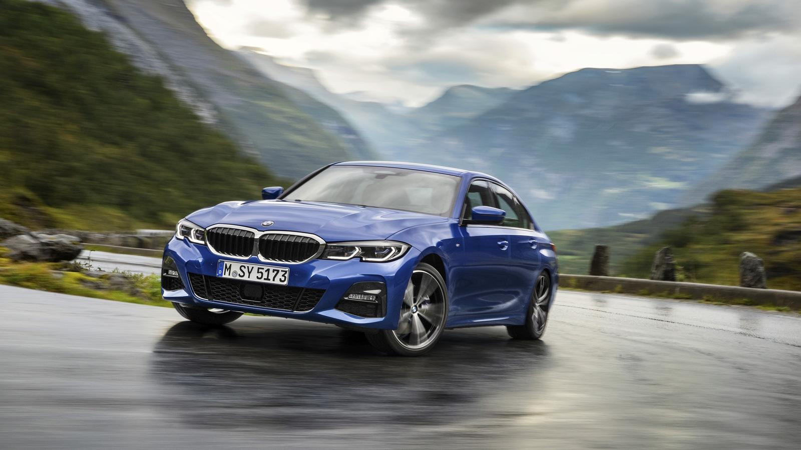 2019 Bmw 3 Series Pictures Photos Wallpapers And Video Top Speed