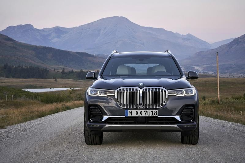 American's Like it Big and That's Why the 2019 BMW X7 Was Designed Specifically for the U.S.