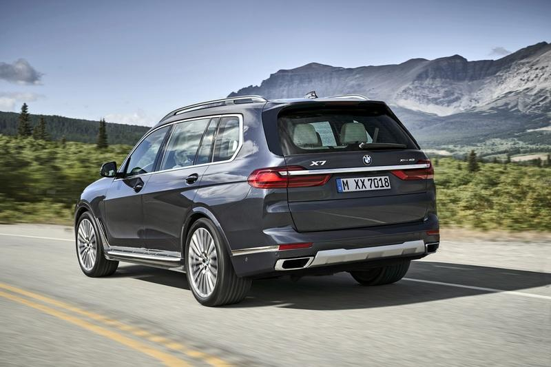 Love It or Leave It - The 2019 BMW X7 Exterior - image 800452