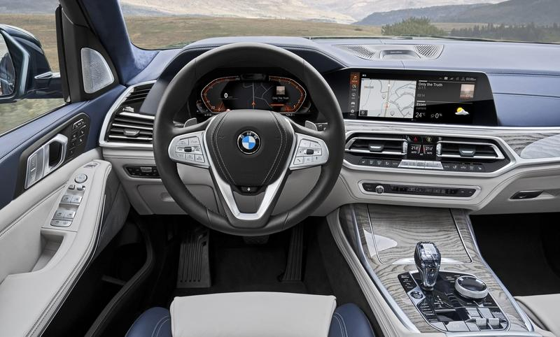 2019 Bmw X7 Vs 2019 Land Rover Range Rover Top Speed
