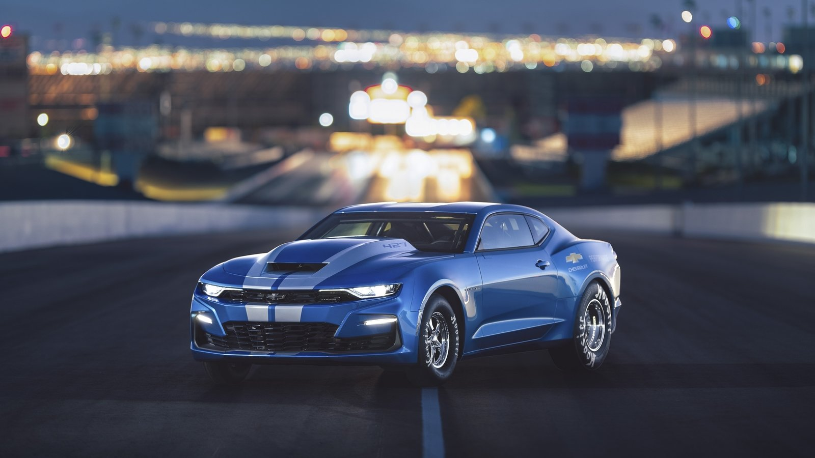 2019 Chevrolet Copo Camaro Top Speed