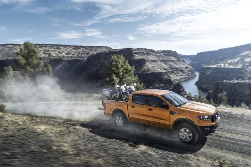 2019 Ford Ranger Specs Revealed