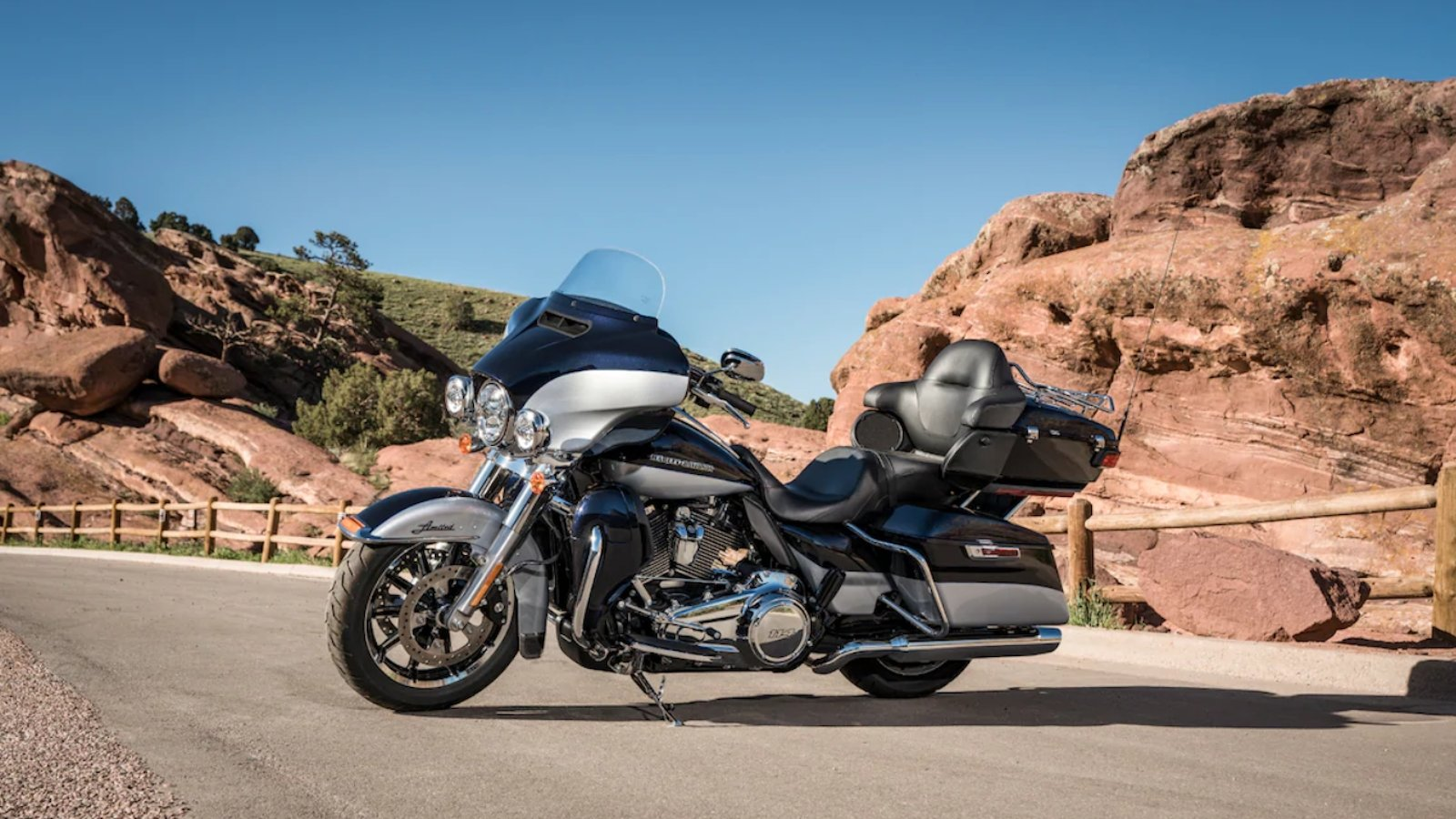 2019 Harley-Davidson Ultra Limited / Ultra Limited Low | Top