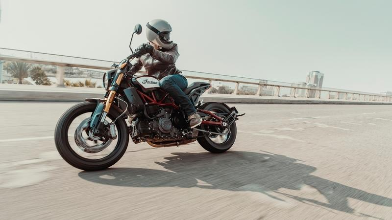 2019 Indian Motorcycle FTR 1200 S - image 797917