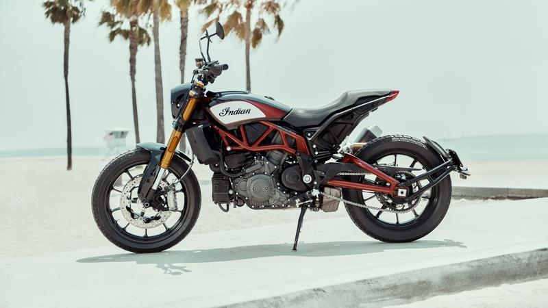 2019 Indian Motorcycle FTR 1200 S - image 797923