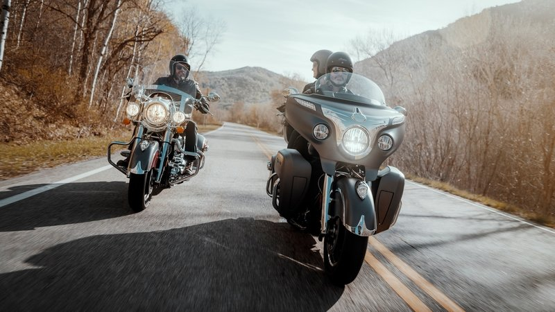 2016 - 2019 Indian Motorcycle Roadmaster
