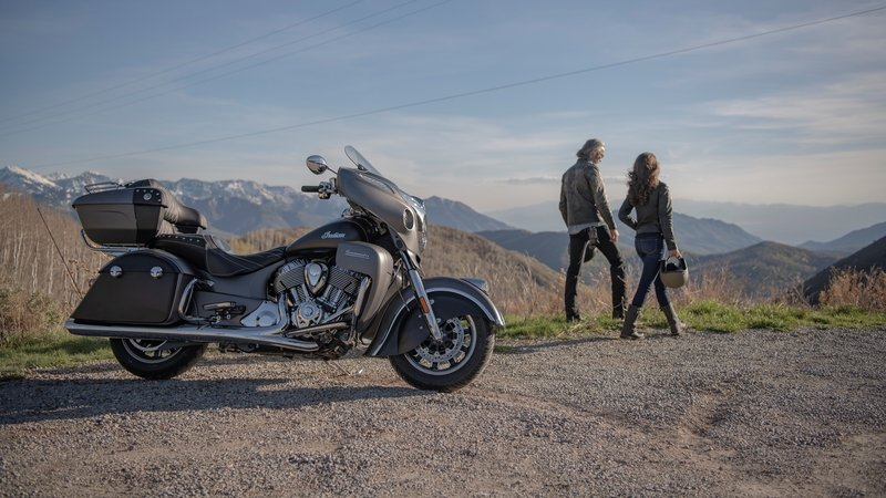 2016 - 2019 Indian Motorcycle Roadmaster - image 799205