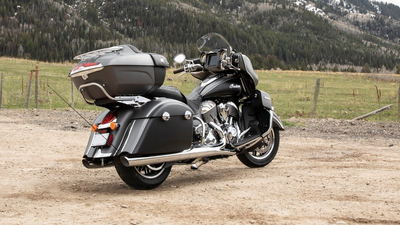 2016 - 2019 Indian Motorcycle Roadmaster - image 799207