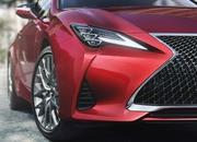 2019 Lexus RC Debuts in Paris with Hot, LC-inspired Looks - image 798508