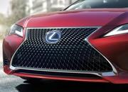 2019 Lexus RC Debuts in Paris with Hot, LC-inspired Looks - image 798509