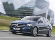 The 2019 Mercedes B-Class Might not be Pretty, but it has Some Awesome Technology and Drivetrain Options - image 798027