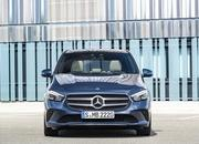 The 2019 Mercedes B-Class Might not be Pretty, but it has Some Awesome Technology and Drivetrain Options - image 798036