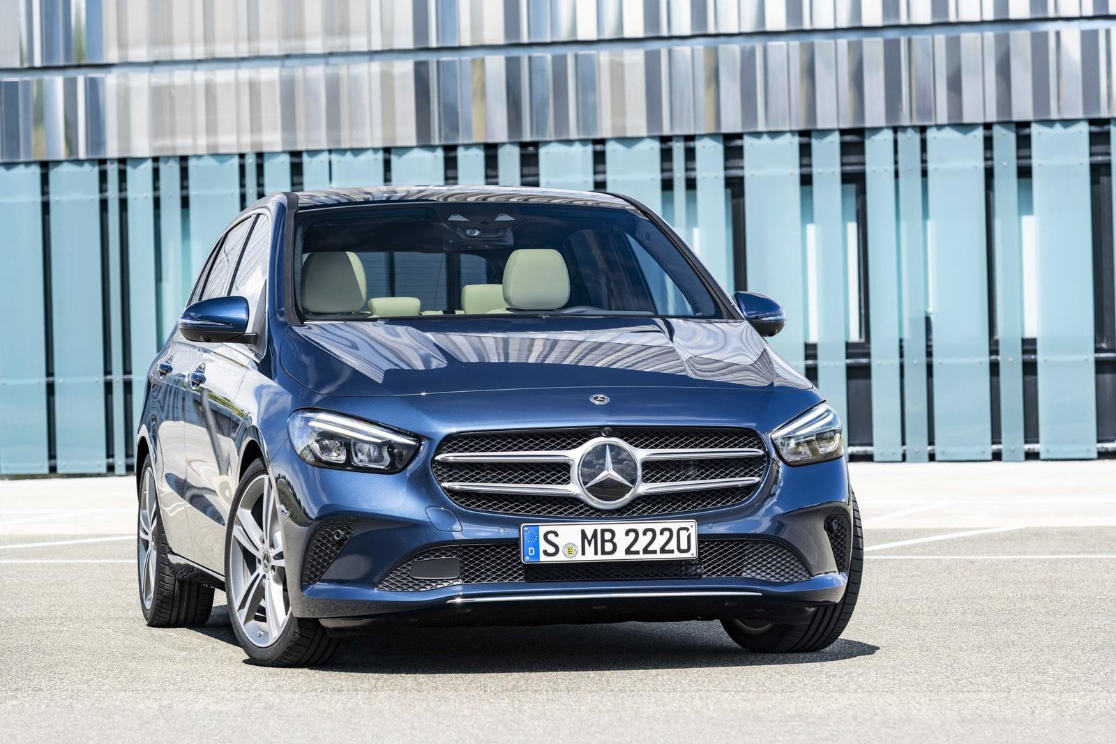 the 2019 mercedes benz b class is here and it 39 s still ugly top speed