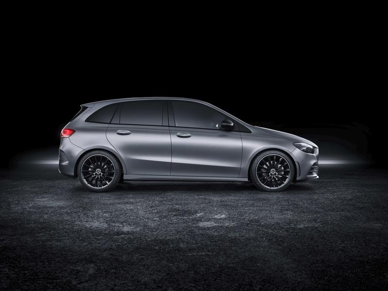 The 2019 Mercedes-Benz B-Class is Here and It's Still Ugly