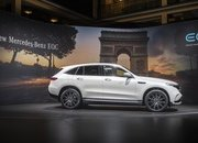 The 2019 Mercedes-Benz EQC Shows Off It's Amazing Technology at the Paris Motor Show - image 797909