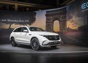 The 2019 Mercedes-Benz EQC Shows Off It's Amazing Technology at the Paris Motor Show - image 797907