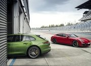 2019 Porsche Panamera GTS and Panamera GTS Sport Turismo Unveiled - image 800183