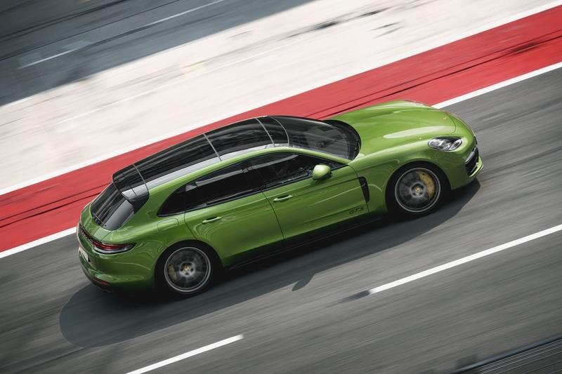 2019 Porsche Panamera GTS and Panamera GTS Sport Turismo Unveiled