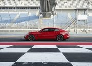 2019 Porsche Panamera GTS and Panamera GTS Sport Turismo Unveiled - image 800177