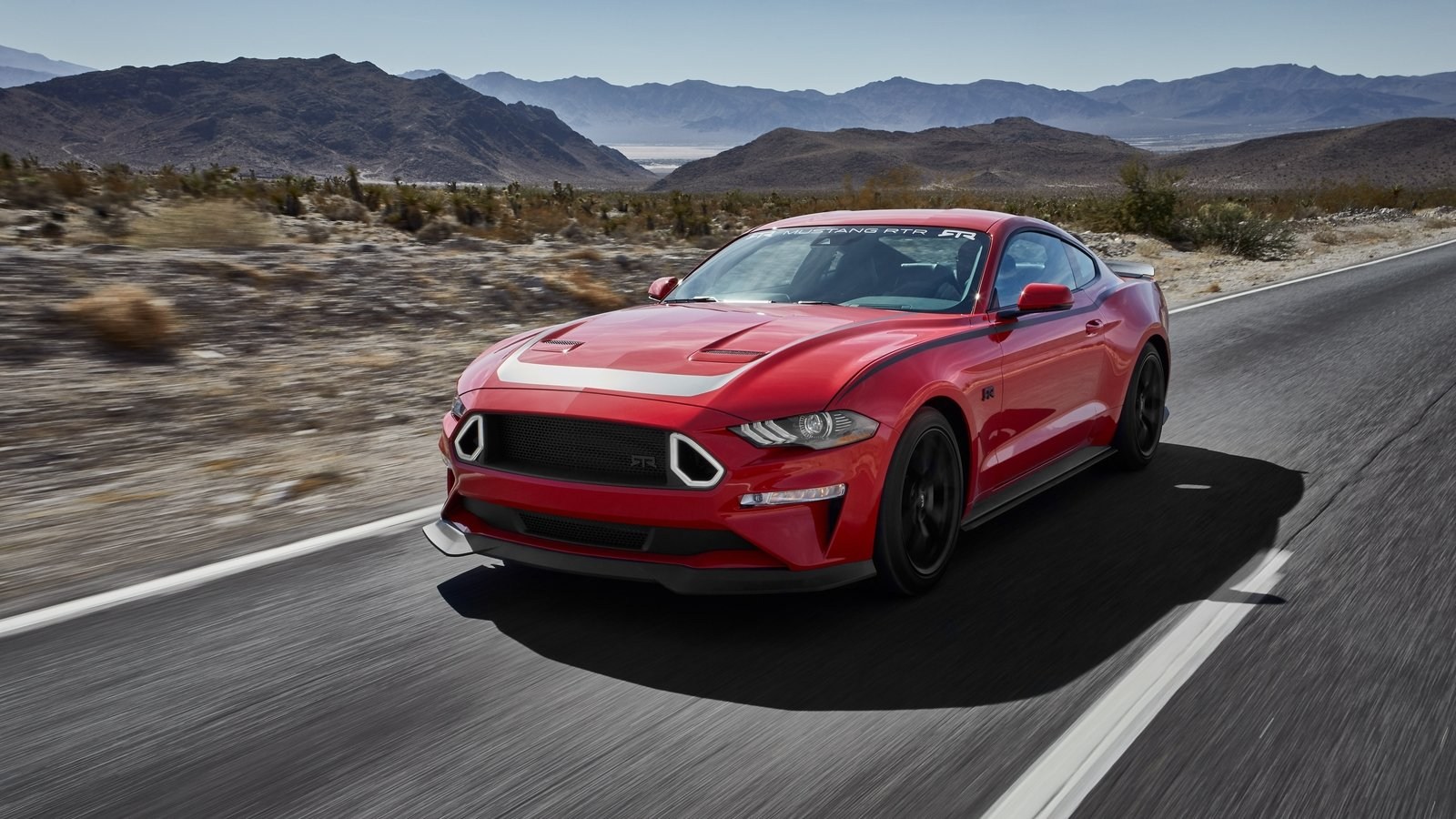 2019 Series 1 Ford Mustang Rtr Top Speed