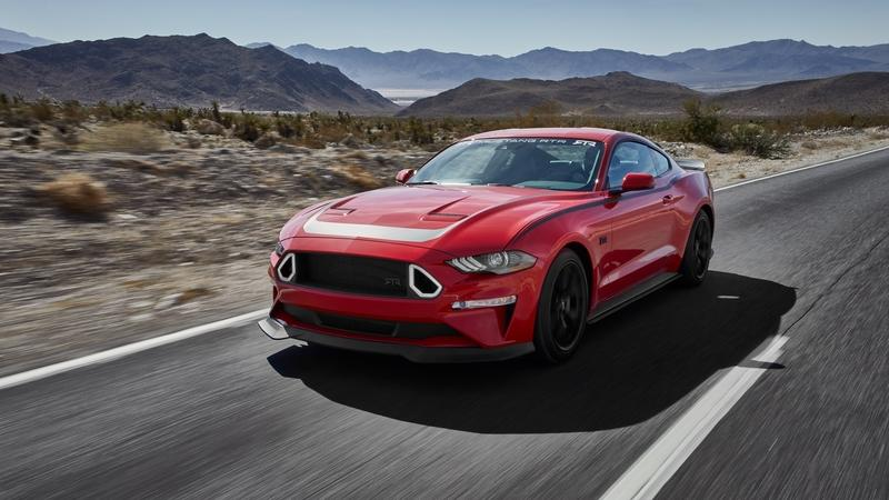 2019 Series 1 Ford Mustang RTR