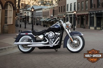 2018 - 2020 Harley-Davidson Softail Deluxe